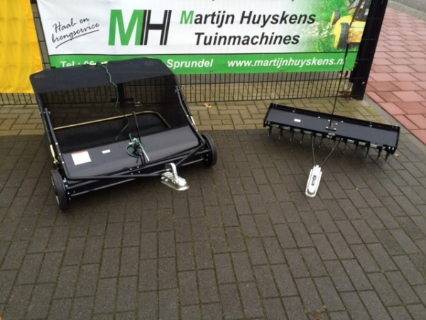 Martijn Huyskens Tuinmachines